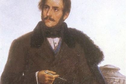 Loverini, Ritratto di Gaetano Donizetti 2