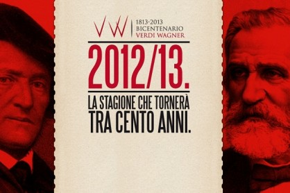 Scala 2012/2013, Wagner e Verdi