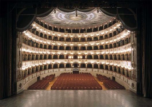 Ferrara's Teatro Comunale