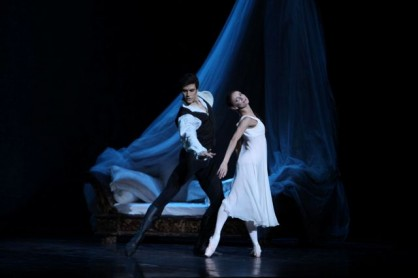 Onegin,  © Brescia Amisano - Teatro alla Scala