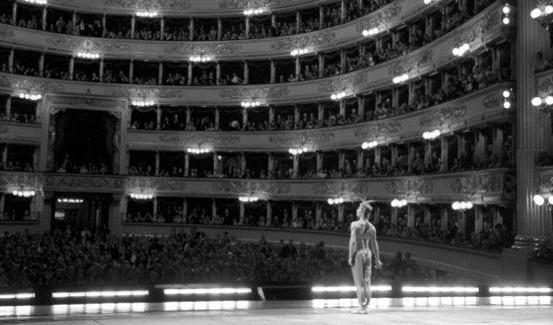 Nureyev alla Scala
