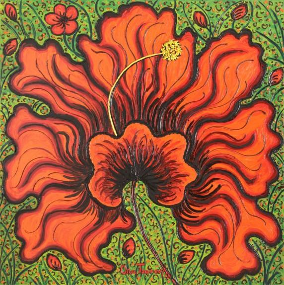 Sunset Hibiscus, 2011