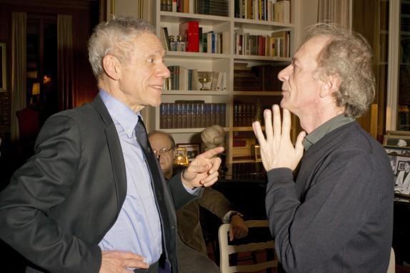 Gaston Fournier Facio e Enrico Girardi