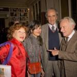 Inge Feltrinelli, Tomas Maldonado e Cesare Mazzonis