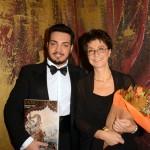 Vincenzo Costanzo e Beatrice Benzi