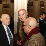 Arnaldo Pomodoro, Giuseppe Modenese e Piero Pinto