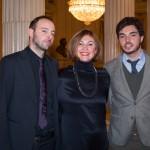 Andrea Castelli, Svetlana Gatti e il fotografo Roberto Taddeo