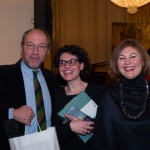 Lo staff degli Amici della Scala assieme a Svetlana Gatti