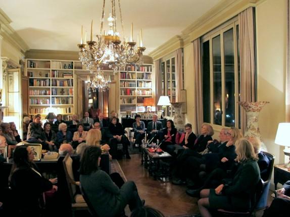 La presentazione del nuovo libro di Marta Morazzoni nella nostra sede