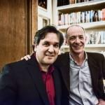 Il maestro Pappano e Enrico Girardi ©Francesco Maria Colombo