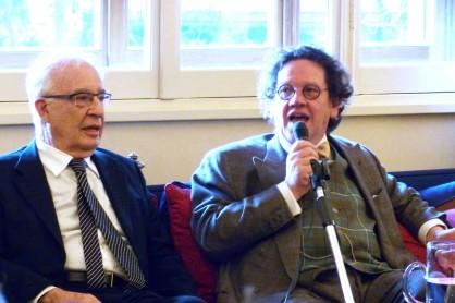 Philippe Daverio e Leone Magiera - Foto Matilde Garelli