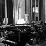 Il maestro Magiera al pianoforte - Foto Andrea Castelli