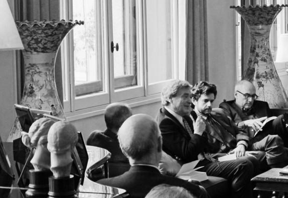 Un momento dell'incontro - Foto di Andrea Castelli