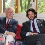 Stefano Jacini e Francesco Maria Colombo