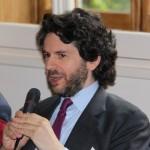 Francesco Maria Colombo - Presentazione libro Stefano Jacini