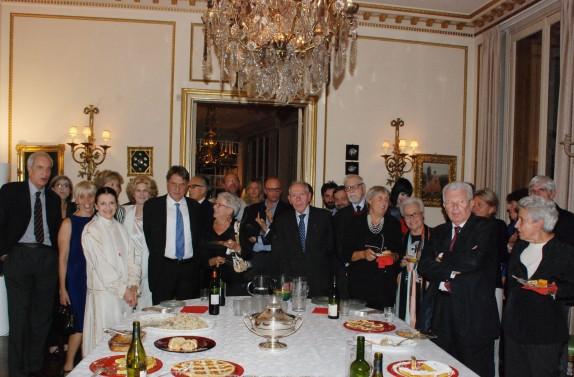 Foto di gruppo (ph Carla de Bernardi)