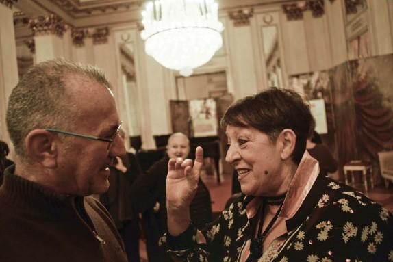 Odette Nicoletti (foto Gerry Pizzocari)