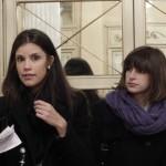 Aglaia Strada e Francesca Ferrario (foto Matilde Garelli)