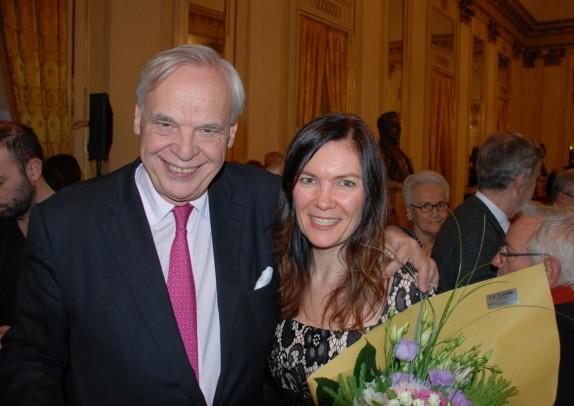 Alexandre Pereira e Vittoria Crespi Morbio (foto Carla De Bernardi)