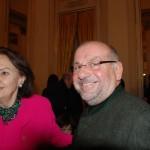 Anna Crespi e Angelo Sala (foto Carla De Bernardi)