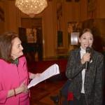 Anna Crespi e Luciana Savignano (foto Gerry Pizzocari)