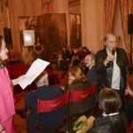 Anna Crespi e, al microfono, Luisa Spinatelli (foto Gerry Pizzocari)