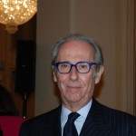 Bruno Ermolli (foto Carla De Bernardi)