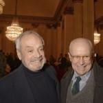 Ezio Frigerio e Beppe Menegatti (foto Gerry Pizzocari)