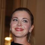Il soprano Elena Monti (foto Carla De Bernardi)