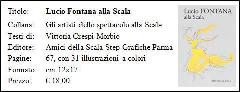 Lucio Fontana scheda tecnica