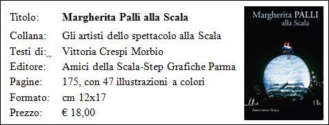 Margherita Palli scheda tecnica