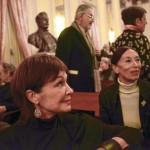 Oriella Dorella e Luciana Savignano (foto Gerry Pizzocari)