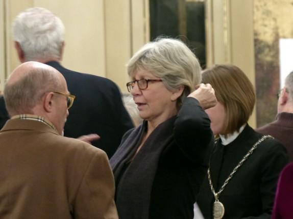 Pier Angelo Carozzi e Carla De Bernardi (foto Matilde Garelli)