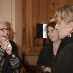 Rosita Missoni, Maria De Rosa e Dalia Gallico (foto Gerry Pizzocari)