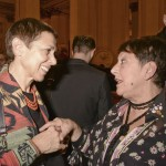Silvia Lelli e Odette Nicoletti (foto Gerry Pizzocari)
